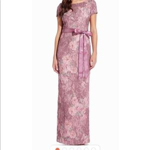 Adrianna Papell mother of the bride / formal dress